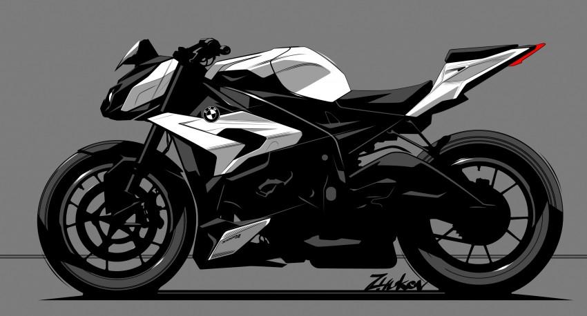 Bmw S1000r New Naked Bike Based On The S1000rr Image 208514