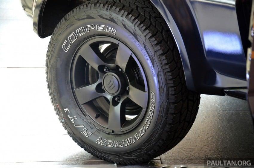 Suzuki Jimny launched in Malaysia, RM87k-92k Image #209359