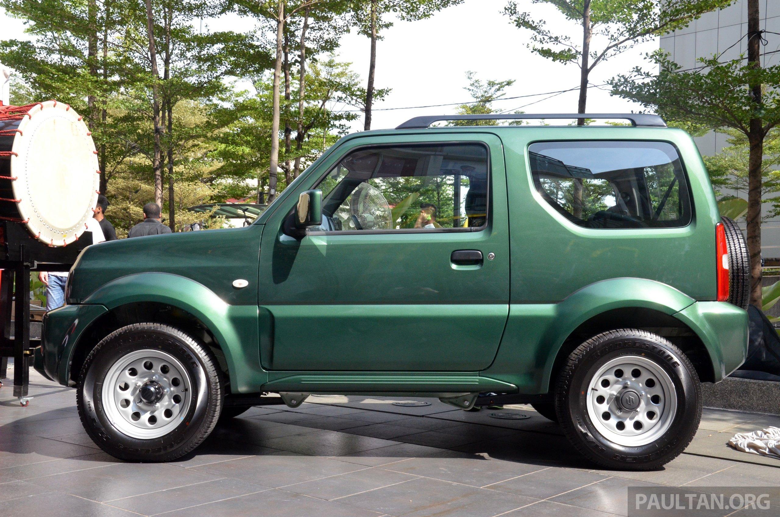 Suzuki Jimny Malaysia