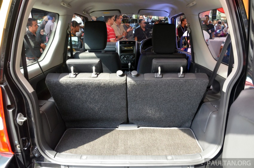 Suzuki Jimny launched in Malaysia, RM87k-92k Image #209396