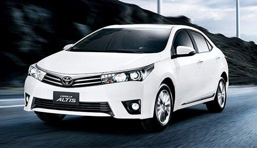 2014 Toyota Corolla Altis coming to Malaysia soon Image #207744