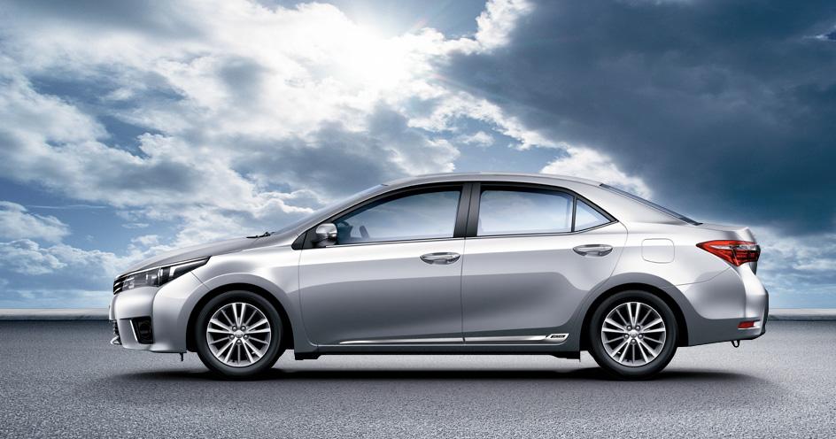2014 Toyota Corolla Altis Coming To Malaysia Soon Paul Tan