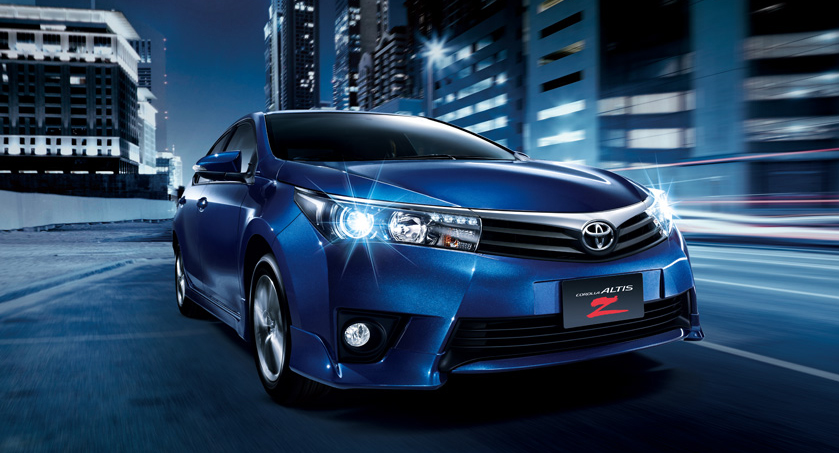 2014 Toyota Corolla Altis coming to Malaysia soon Image #207759