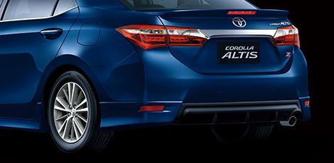 2014 Toyota Corolla Altis coming to Malaysia soon Image #207760