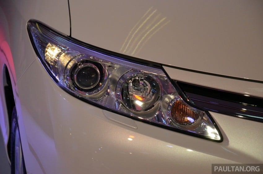 Toyota Previa (Estima) appears at KLIMS13 – RM270k Image #209534