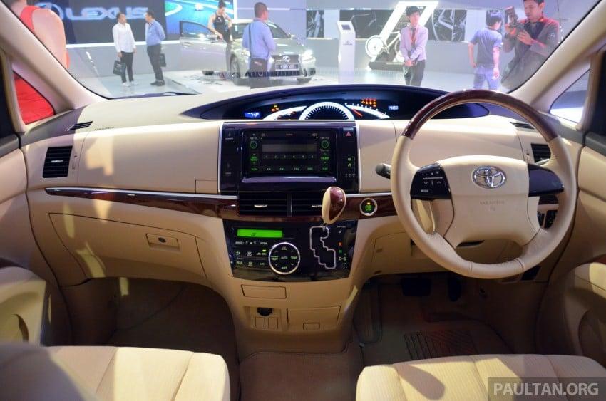 Toyota Previa (Estima) appears at KLIMS13 – RM270k Image #209545