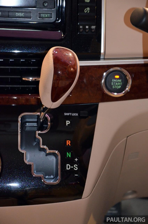 Toyota Previa (Estima) appears at KLIMS13 – RM270k Image #209548