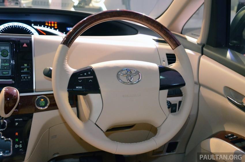 Toyota Previa (Estima) appears at KLIMS13 – RM270k Image #209549