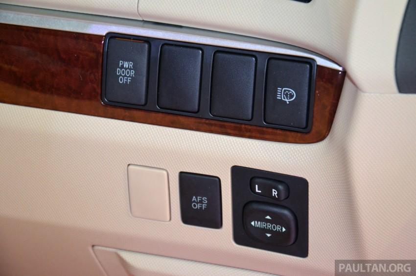 Toyota Previa (Estima) appears at KLIMS13 – RM270k Image #209555