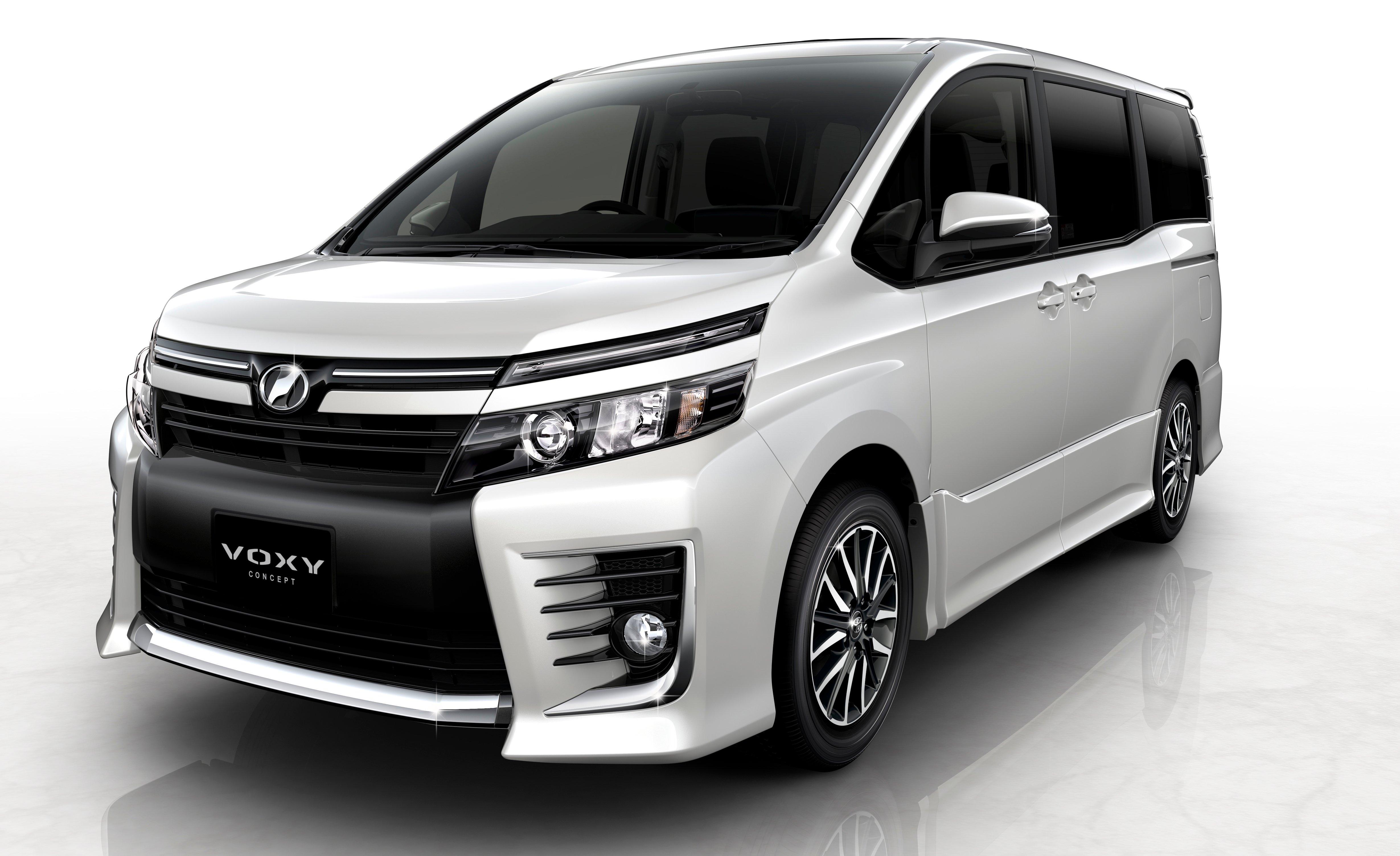 Toyota Voxy 2017 Price >> Toyota Noah