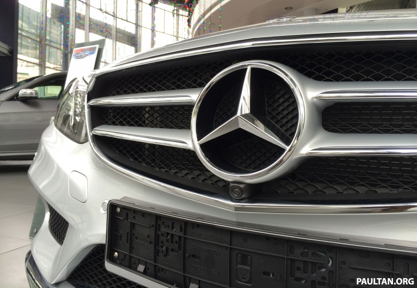 Mercedes-Benz E400 CKD now in Malaysia – RM494k Image #214887
