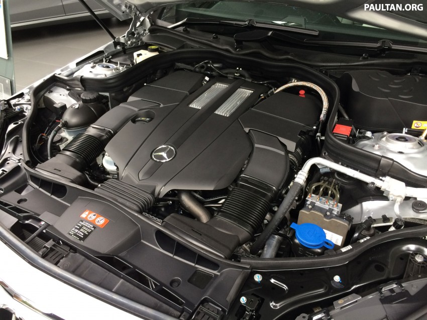 Mercedes-Benz E400 CKD now in Malaysia – RM494k Image #214891