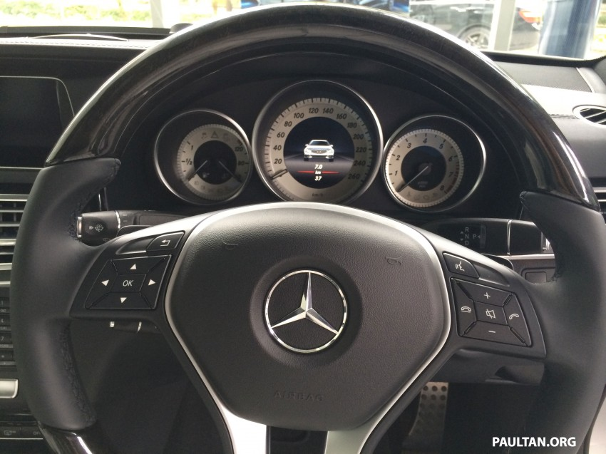 Mercedes-Benz E400 CKD now in Malaysia – RM494k Image #214892