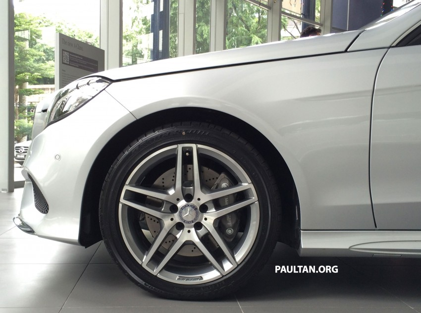 Mercedes-Benz E400 CKD now in Malaysia – RM494k Image #214901