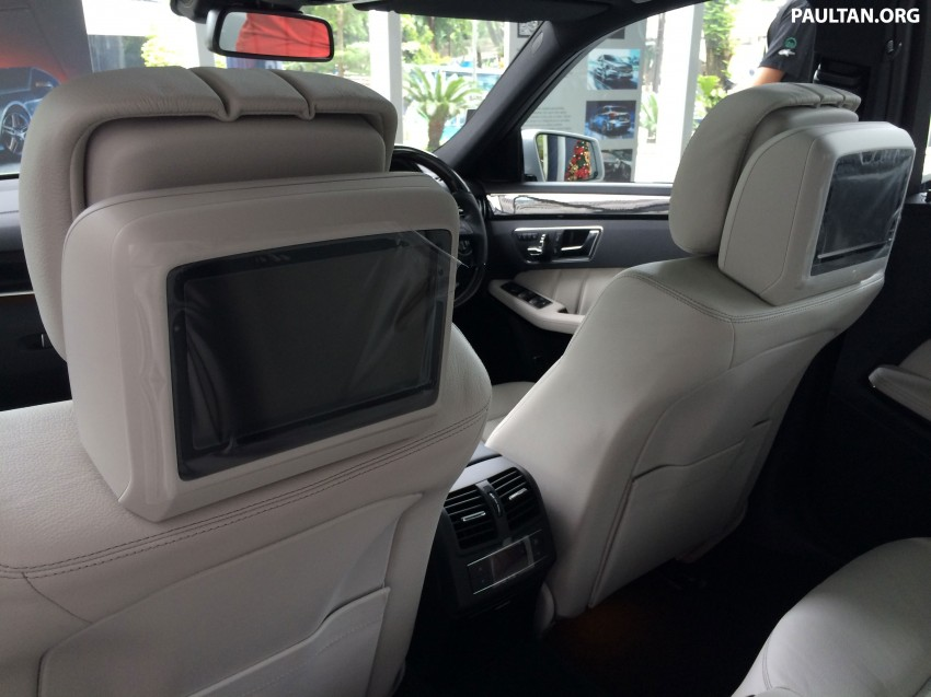 Mercedes-Benz E400 CKD now in Malaysia – RM494k Image #214902