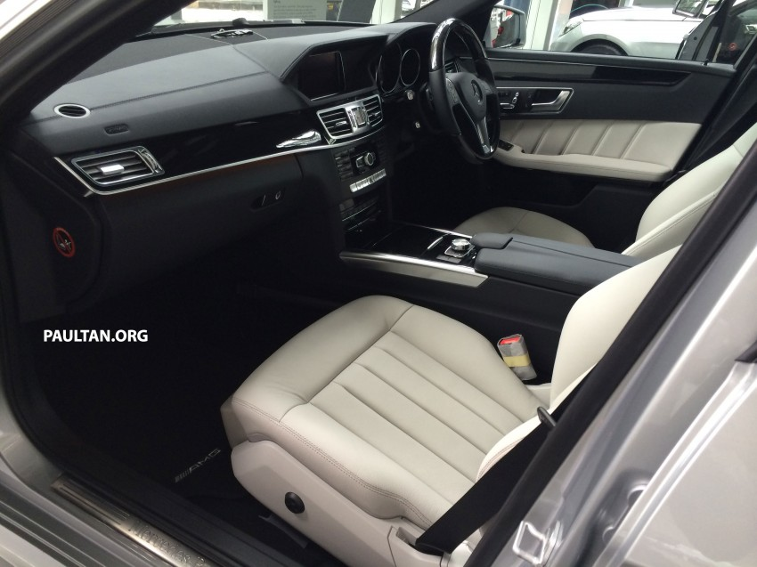 Mercedes-Benz E400 CKD now in Malaysia – RM494k Image #214882