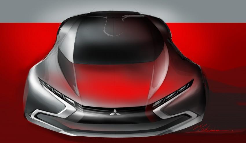 Tokyo 2013 – Mitsubishi Concept XR-PHEV Image #212804