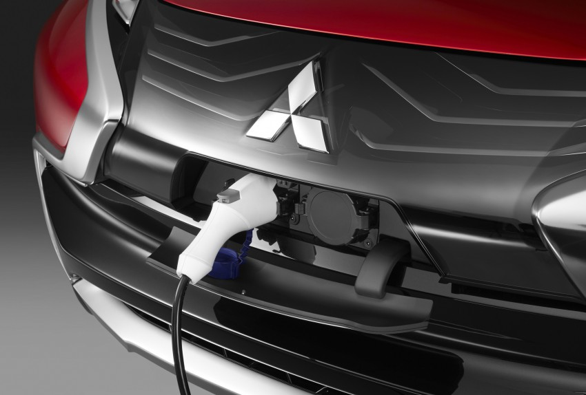 Tokyo 2013 – Mitsubishi Concept XR-PHEV Image #212807