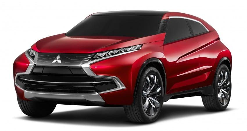 Tokyo 2013 – Mitsubishi Concept XR-PHEV Image #212798