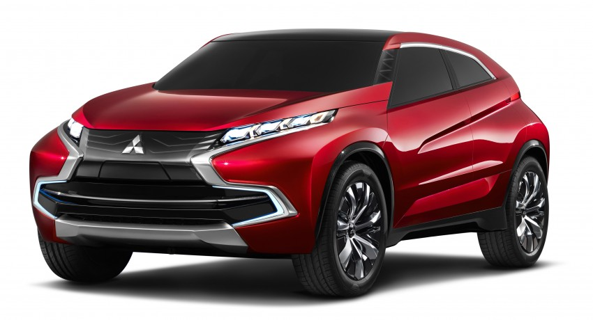Tokyo 2013 – Mitsubishi Concept XR-PHEV Image #212794