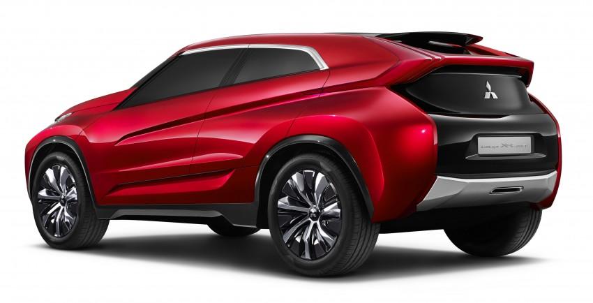 Tokyo 2013 – Mitsubishi Concept XR-PHEV Image #212802