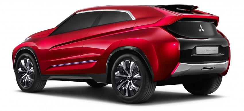 Tokyo 2013 – Mitsubishi Concept XR-PHEV Image #212801