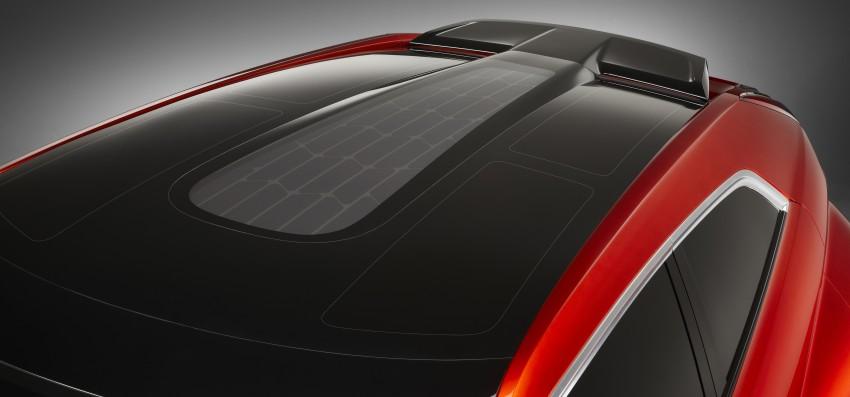 Tokyo 2013 – Mitsubishi Concept XR-PHEV Image #212797