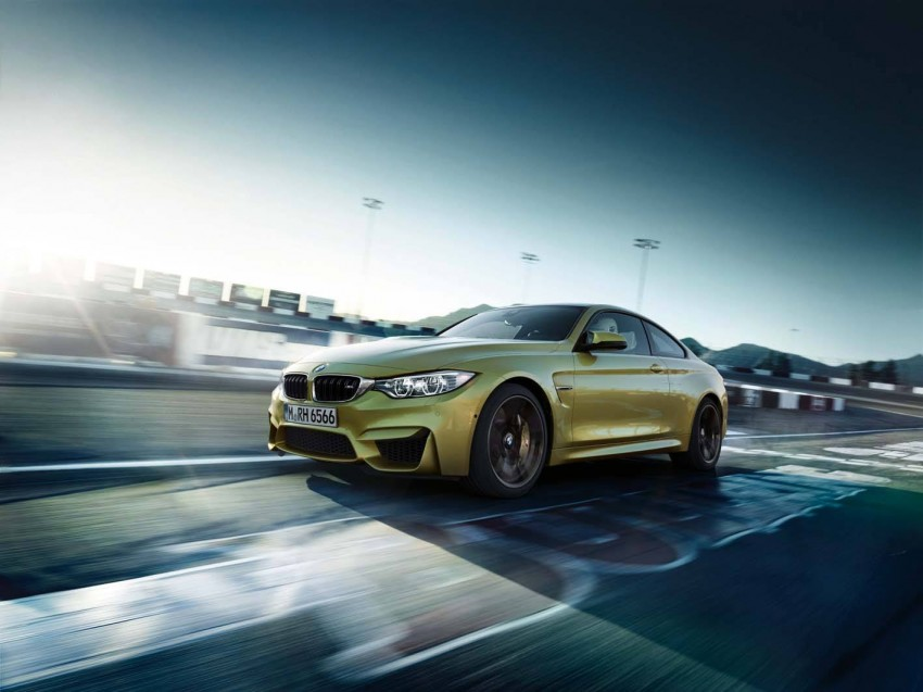 BMW M3 Sedan and M4 Coupe – full official details Image #217608