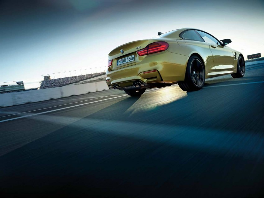 BMW M3 Sedan and M4 Coupe – full official details Image #217605
