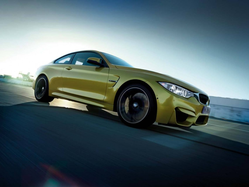 BMW M3 Sedan and M4 Coupe – full official details Image #217611
