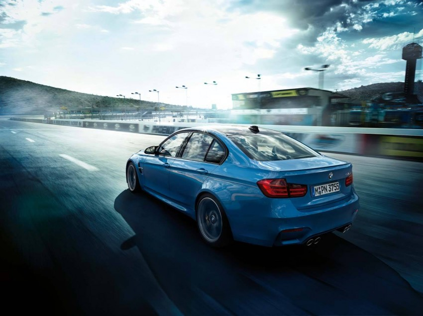 BMW M3 Sedan and M4 Coupe – full official details Image #217597