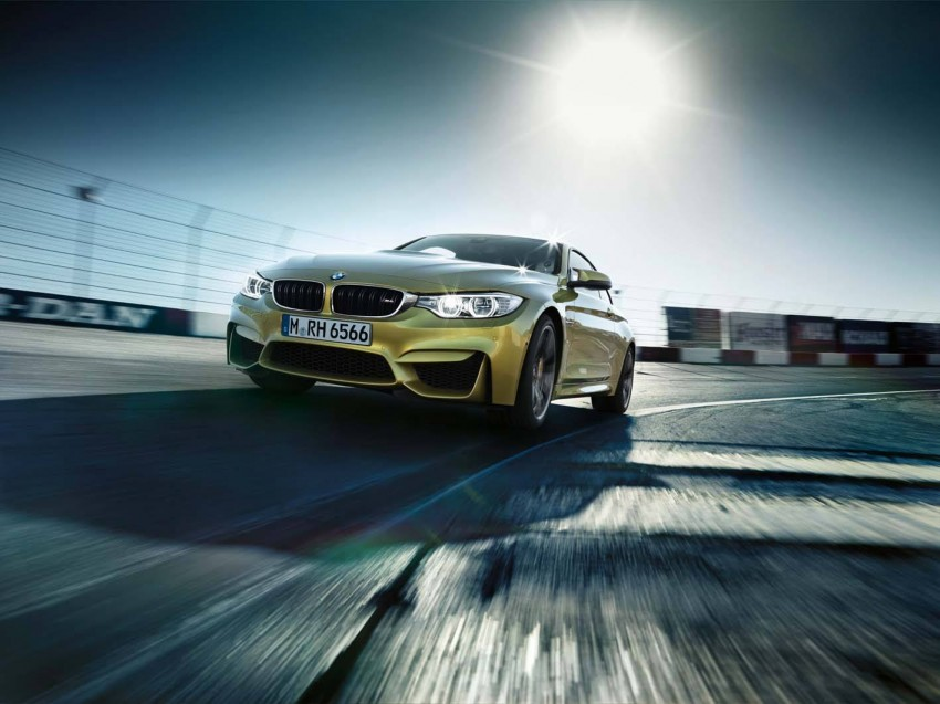 BMW M3 Sedan and M4 Coupe – full official details Image #217606