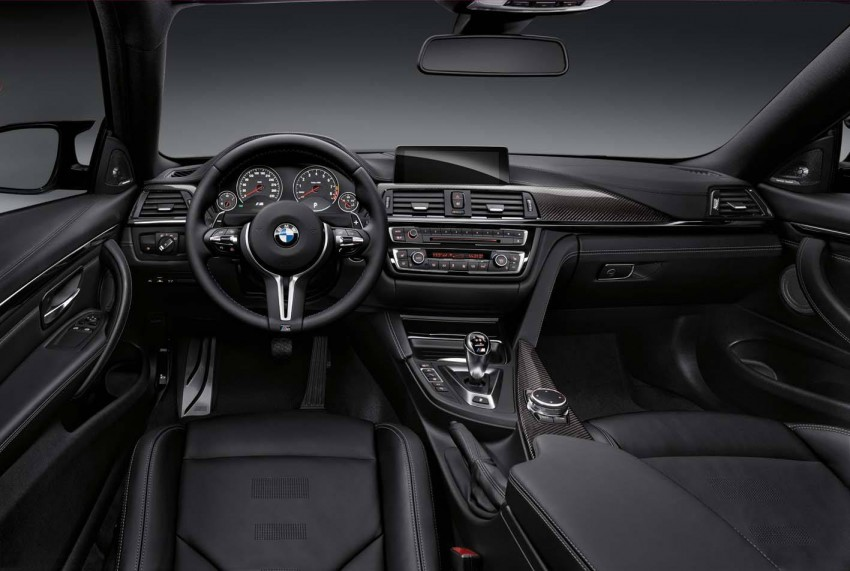 BMW M3 Sedan and M4 Coupe – full official details Image #217604