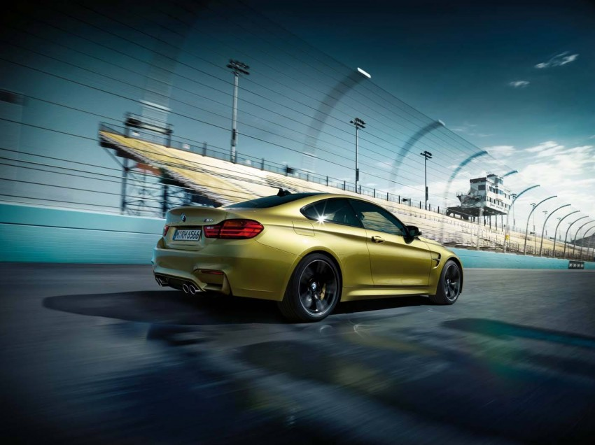 BMW M3 Sedan and M4 Coupe – full official details Image #217607