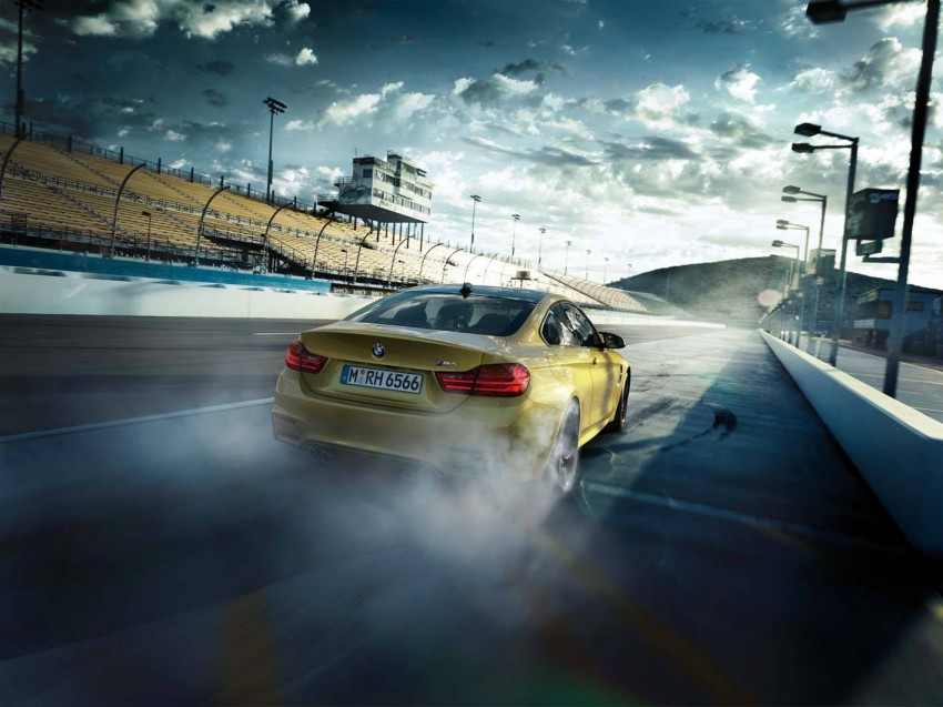 BMW M3 Sedan and M4 Coupe – full official details Image #217609