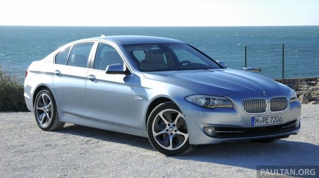 2013 top 5 bmw activehybrid 5 01