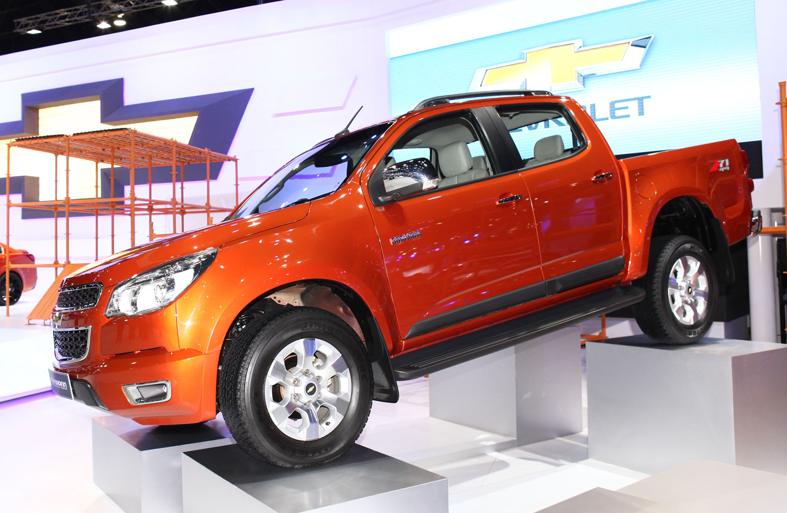 2014 Chevy Colorado Thailand