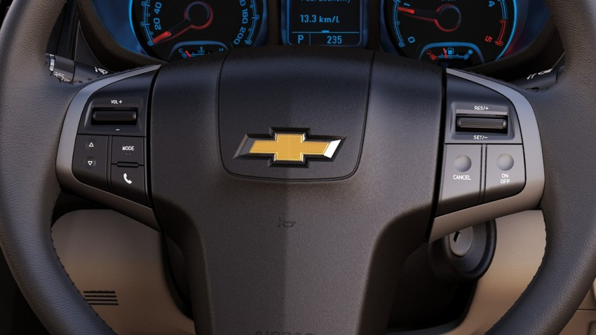 2014 Chevrolet Colorado launched in Thailand – new Duramax 2 engine, new 6 M/T, MyLink infotainment Image #215016
