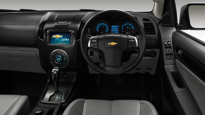 2014 Chevrolet Colorado launched in Thailand – new Duramax 2 engine, new 6 M/T, MyLink infotainment Image #215019