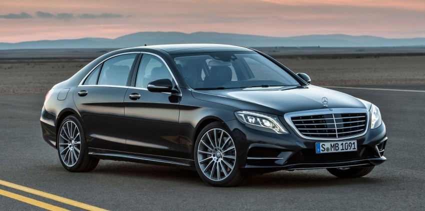 2014 European Car of the Year – top seven finalists Image #218295