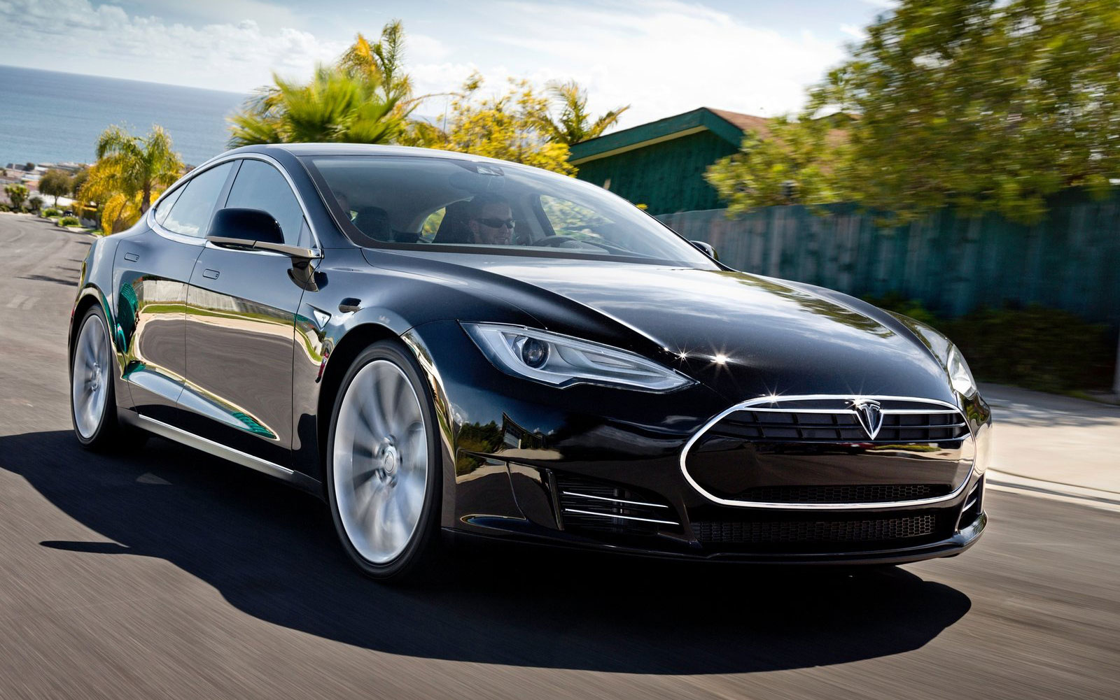 European Car Of The Year Top Seven Finalists Image - 2014 tesla model s