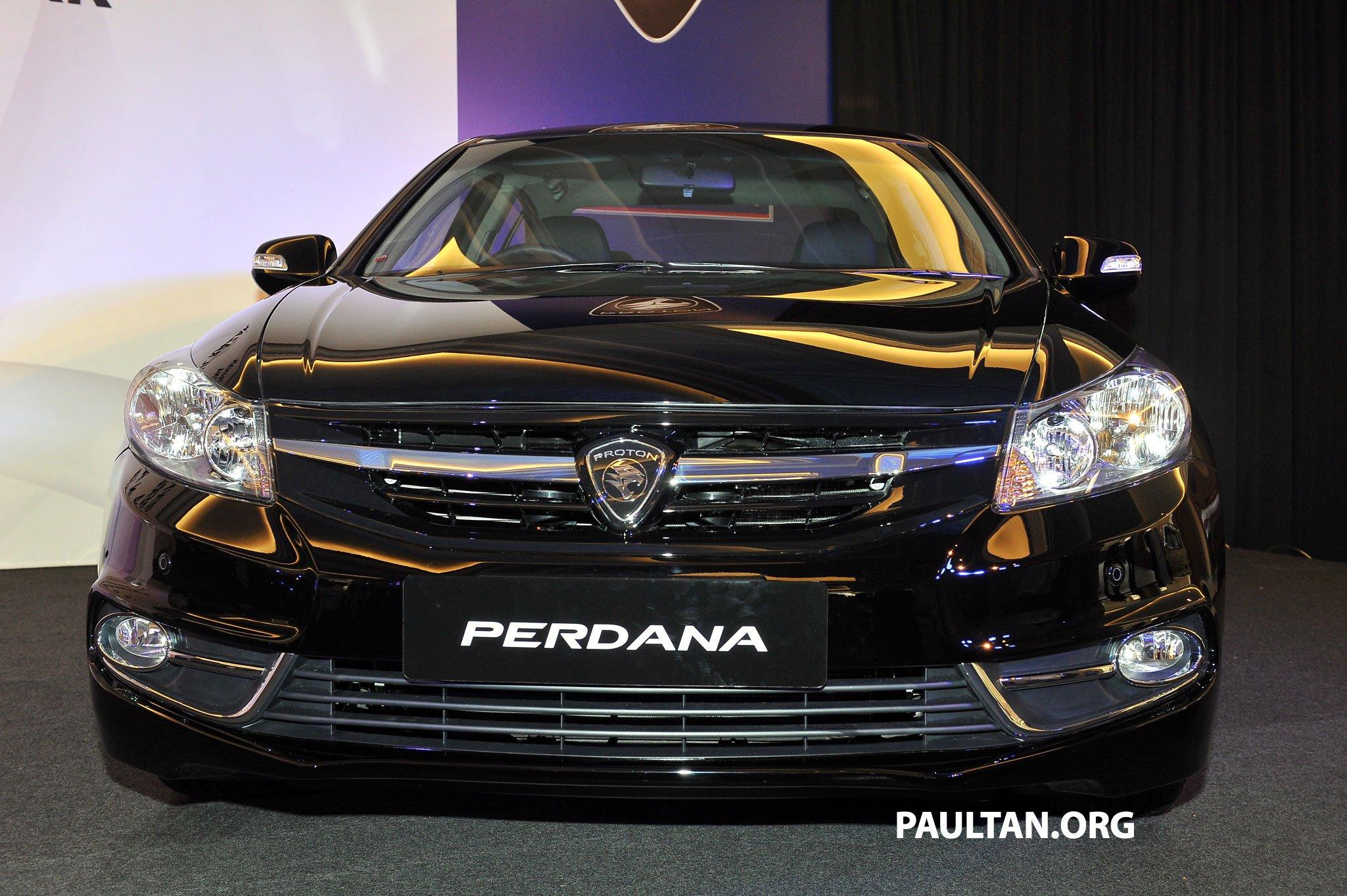 New Proton Perdana based on eighth-gen Honda Accord handed ...