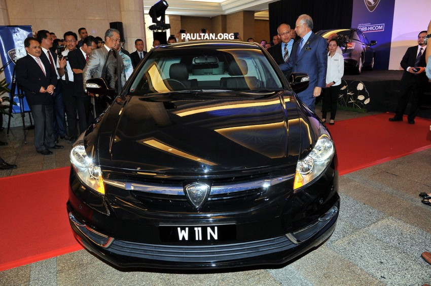 New Proton Perdana based on eighth-gen Honda Accord handed over – PM gets a stretched version! Image #216912