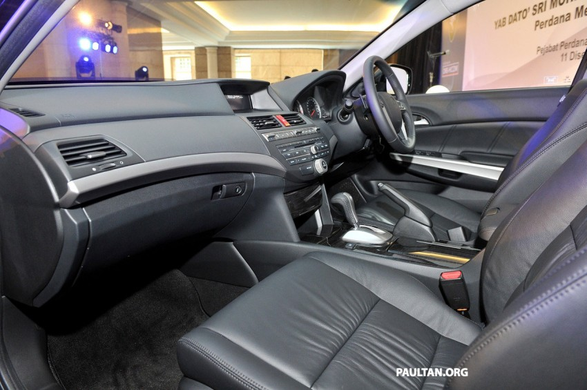 New Proton Perdana based on eighth-gen Honda Accord handed over – PM gets a stretched version! Image #216916
