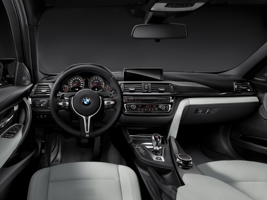 BMW M3 Sedan and M4 Coupe – full official details Image #216947