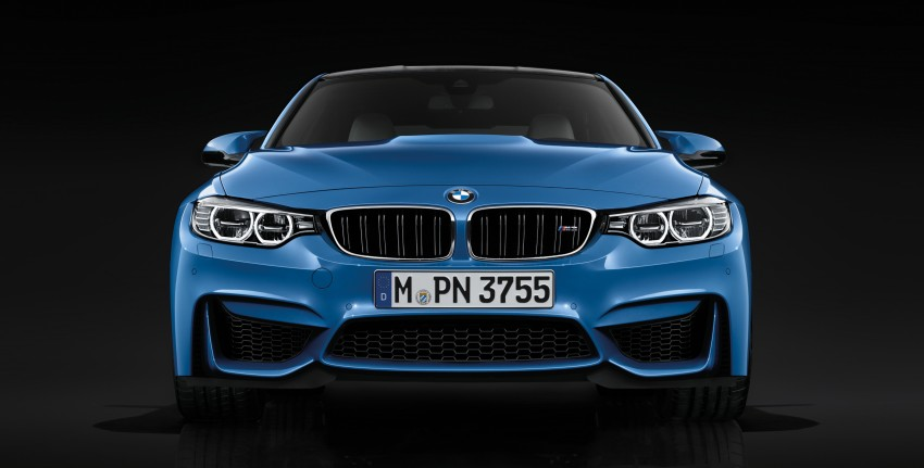 BMW M3 Sedan and M4 Coupe – full official details Image #216934