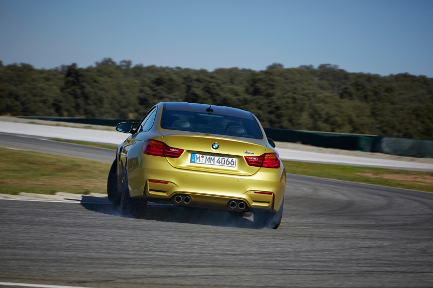 BMW M3 Sedan and M4 Coupe – full official details Image #216953