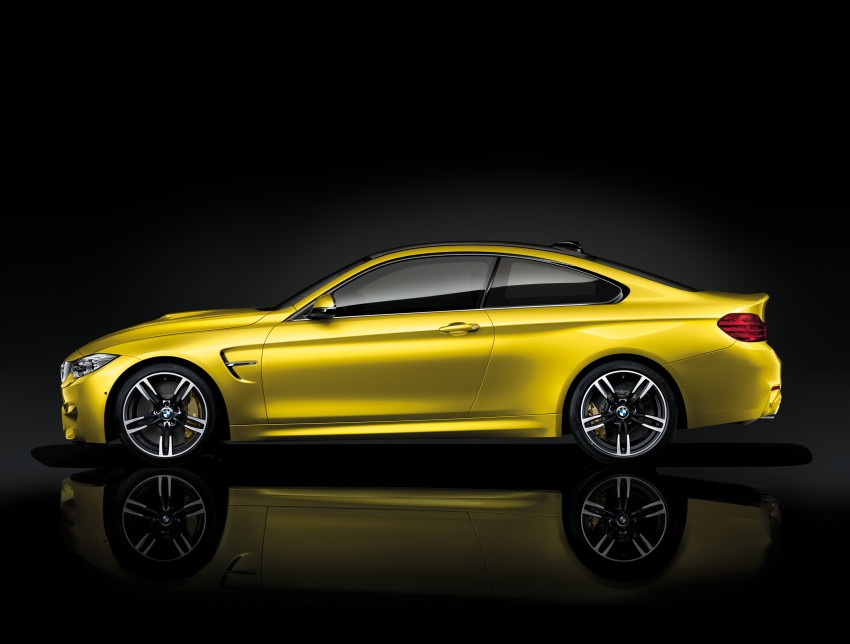 BMW M3 Sedan and M4 Coupe – full official details Image #216965