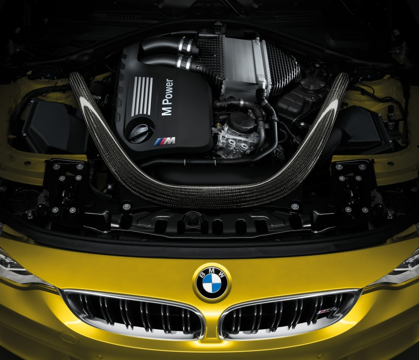 BMW M3 Sedan and M4 Coupe – full official details Image #216967
