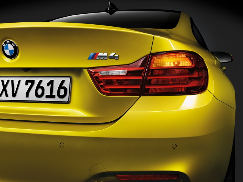 BMW M3 Sedan and M4 Coupe – full official details Image #216975
